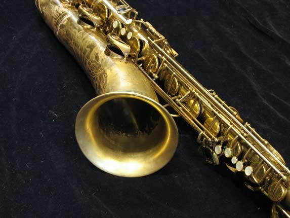 Selmer Lacquer Mark VI Baritone - 118366 - Photo # 5