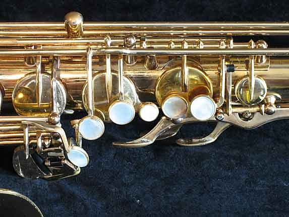 Selmer Lacquer Super Action 80 Tenor - 351678 - Photo # 6