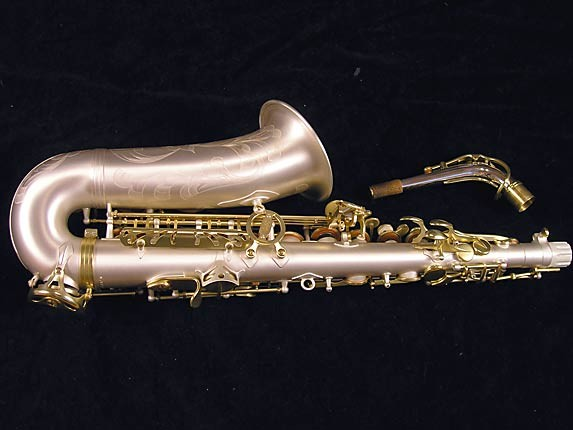 "Selmer ""Millenium Edition"" SA80 serie III Alto - 611949 - Photo # 2"