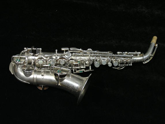 Martin Silver Plate Handcraft Soprano - 21771 - Photo # 1