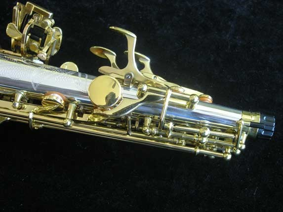 Yanagisawa Sterling Silver S-9930 Soprano - 00217816 - Photo # 10