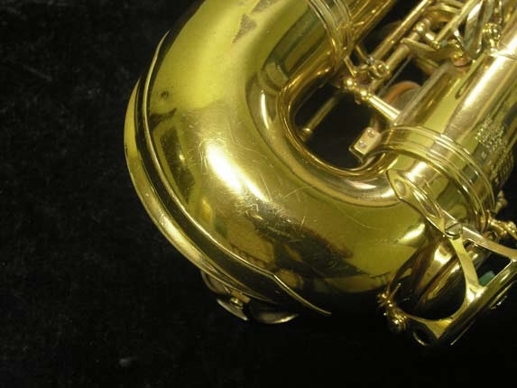 Selmer Lacquer Low A Mark VI Alto - 146156 - Photo # 26