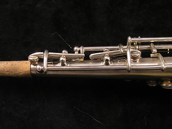 Conn Silver Chu Berry Soprano - 160331 - Photo # 7