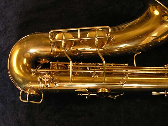 Conn Lacquer 10M Tenor - 266946 - Photo # 6
