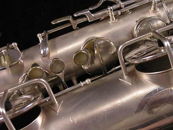 Conn Silver Plate 12M Baritone - 311124 - Photo # 11