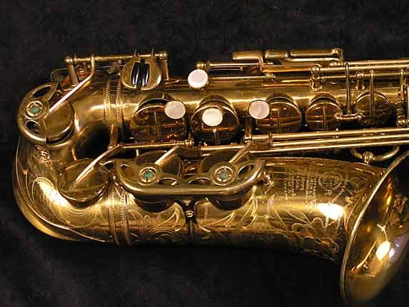 Selmer Lacquer Balanced Action Alto - 26416 - Photo # 3
