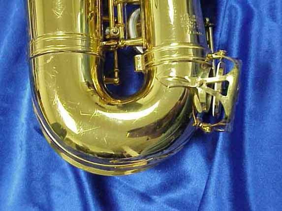 Selmer Lacquer Mark VI Alto - 184449 - Photo # 6