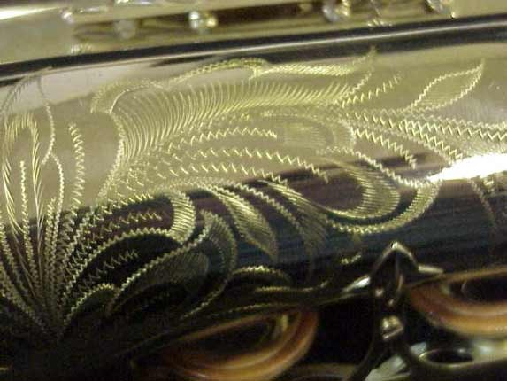 Selmer Lacquer Mark VI Tenor - 115991 - Photo # 17