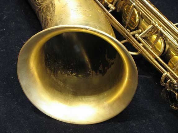 Selmer Lacquer Mark VI Baritone - 118366 - Photo # 6