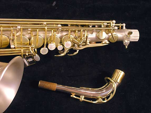 "Selmer ""Millenium Edition"" SA80 serie III Alto - 611949 - Photo # 3"
