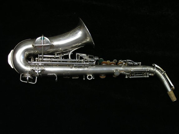 Martin Silver Plate Handcraft Soprano - 21771 - Photo # 2