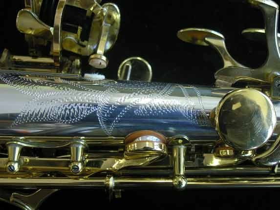Yanagisawa Sterling Silver S-9930 Soprano - 00217816 - Photo # 11
