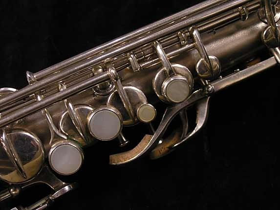 Conn Silver Chu Berry Soprano - 160331 - Photo # 8