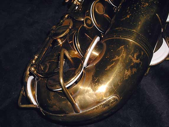 Henri Selmer Signature Series C-Melody - 941 - Photo # 9