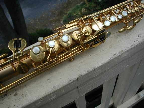 Selmer Super Soprano - 12741 - Photo # 4