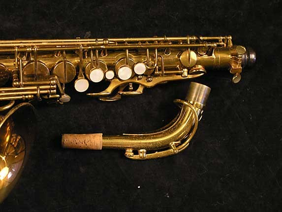 Selmer Lacquer Balanced Action Alto - 26416 - Photo # 4