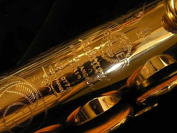 Selmer Lacquer Mark VI Soprano - 110772 - Photo # 15