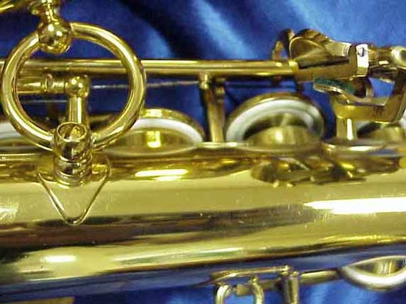 Selmer Lacquer Mark VI Alto - 184449 - Photo # 7