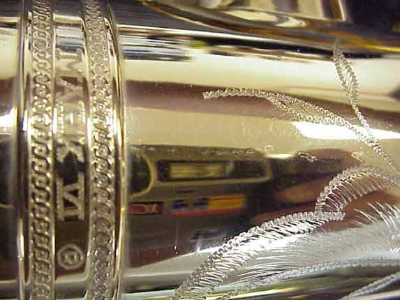 Selmer Gold Plate Mark VI Tenor - 92651 - Photo # 20