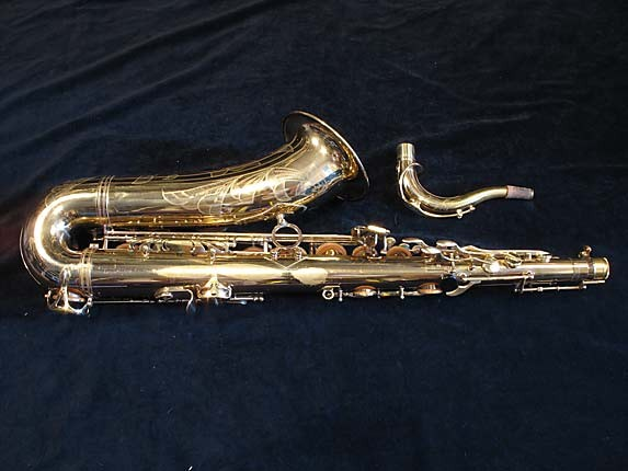 Selmer Lacquer Super Action 80 Tenor - 351678 - Photo # 8