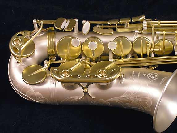 "Selmer ""Millenium Edition"" SA80 serie III Alto - 611949 - Photo # 4"