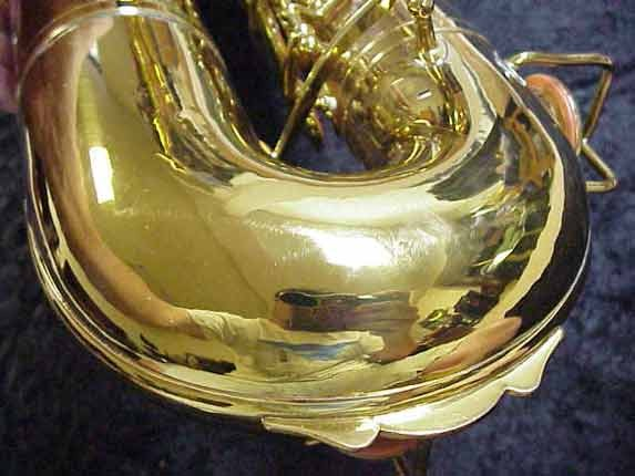 "Buescher Lacquer Aristocrat ""Big B"" Baritone - 318265 - Photo # 13"