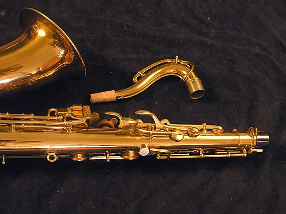 "Buescher Lacquer Aristocrat ""Big B"" Tenor - 305859 - Photo # 6"