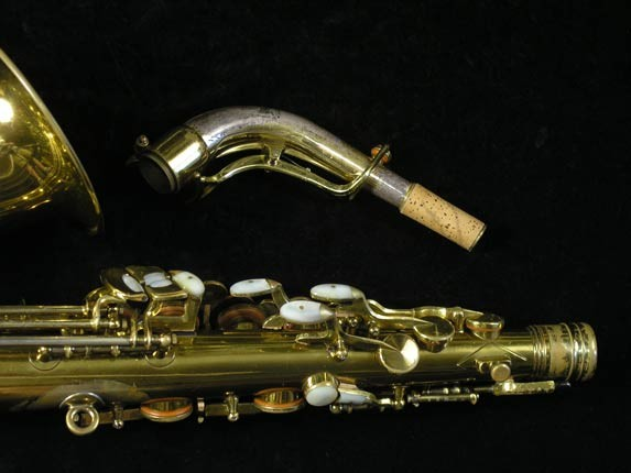 King Lacquer-Sterling Neck Super 20 Alto - 303393 - Photo # 6