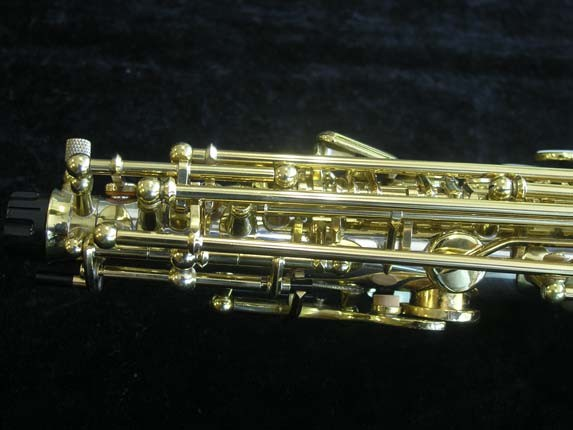 Yanagisawa Sterling Silver S-9930 Soprano - 00217816 - Photo # 12