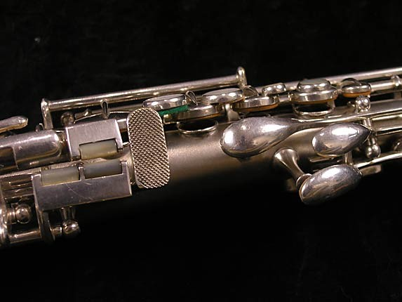 Conn Silver Chu Berry Soprano - 160331 - Photo # 9