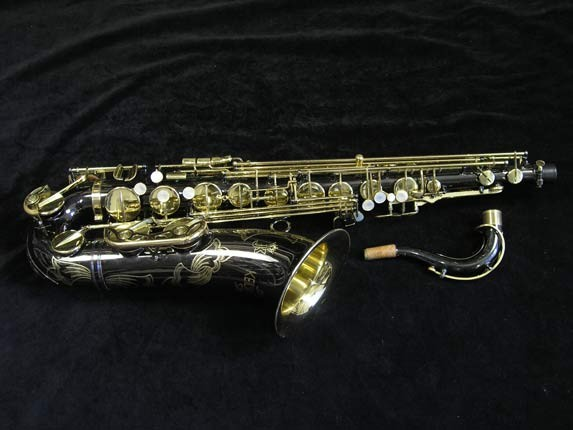 Keilwerth Black Nickel SX-90R Tenor- 102812 - Photo # 1