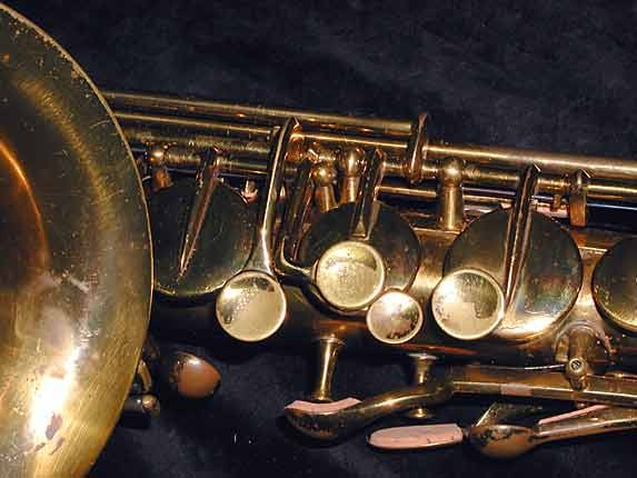 Henri Selmer Signature Series C-Melody - 941 - Photo # 10
