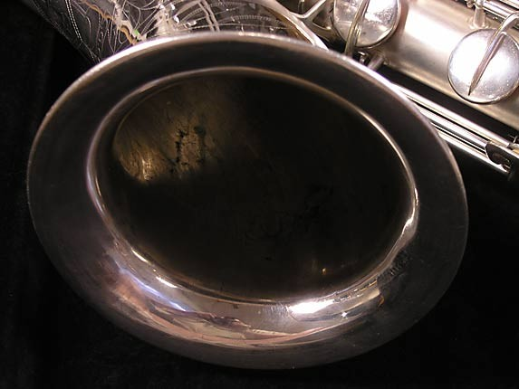 Conn Silver Plate 12M Baritone - 311124 - Photo # 13
