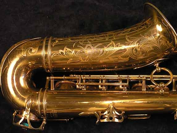 Selmer Lacquer Balanced Action Alto - 26416 - Photo # 5