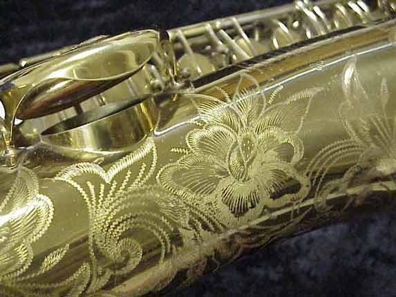Selmer Lacquer Super Balanced Action Tenor - 39981 - Photo # 18