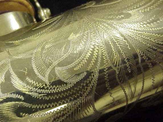 Selmer Lacquer Mark VI Alto - 109326 - Photo # 20