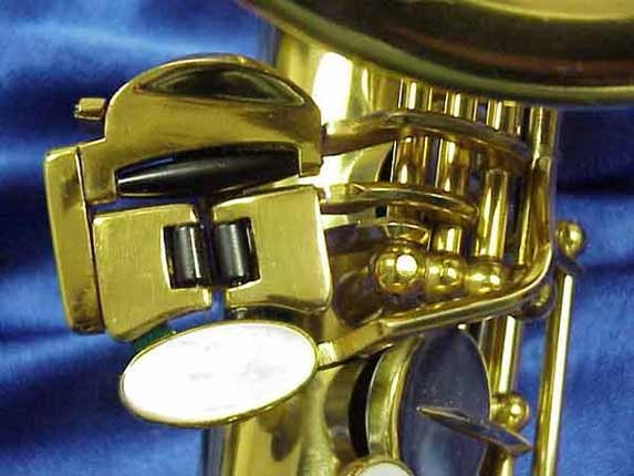 Selmer Lacquer Mark VI Alto - 184449 - Photo # 8