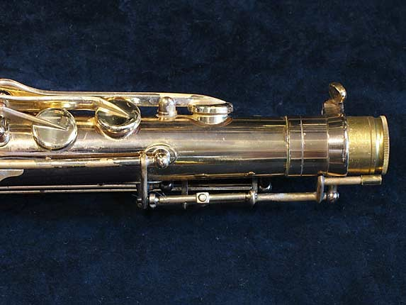 Selmer Lacquer Super Action 80 Tenor - 351678 - Photo # 9