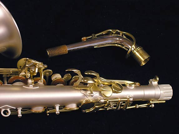 "Selmer ""Millenium Edition"" SA80 serie III Alto - 611949 - Photo # 5"