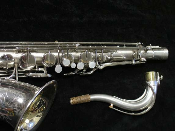 "Martin Silver Plate ""The Martin"" Tenor - 176595 - Photo # 3"