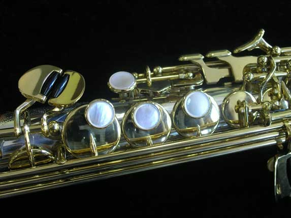 Yanagisawa Sterling Silver S-9930 Soprano - 00217816 - Photo # 13
