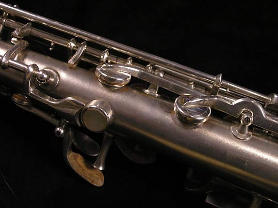 Conn Silver Chu Berry Soprano - 160331 - Photo # 10