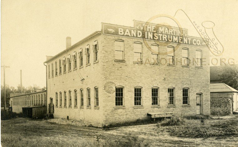 The Martin Band Instrument Co