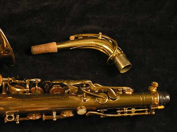 Selmer Lacquer Balanced Action Alto - 26416 - Photo # 6