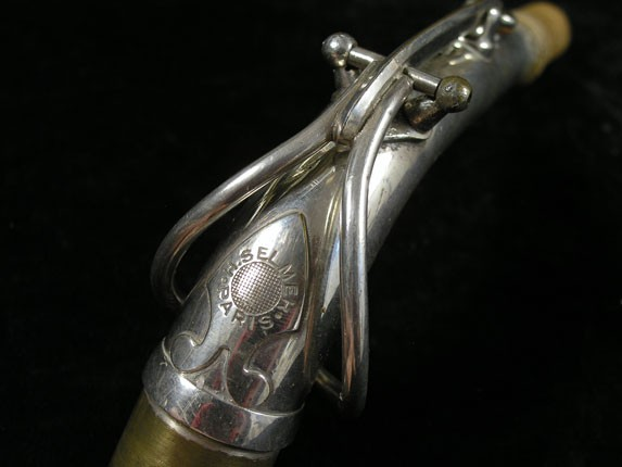 Selmer Silver Super Balanced Action Alto - 45550 - Photo # 22