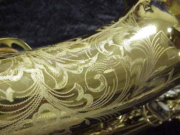 Selmer Lacquer Super Balanced Action Tenor - 39981 - Photo # 19