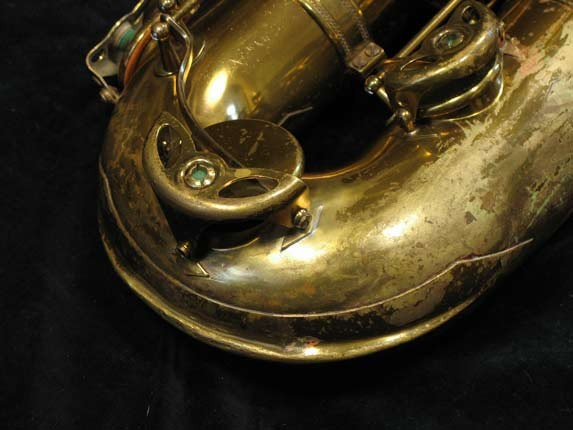 Selmer Lacquer Mark VI Baritone - 118366 - Photo # 9