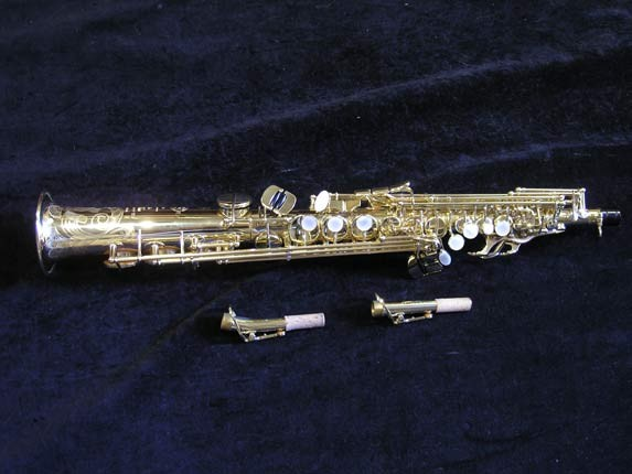 Selmer Lacquer Super Action 80 serie III Soprano - 510733 - Photo # 1
