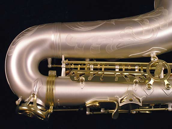 "Selmer ""Millenium Edition"" SA80 serie III Alto - 611949 - Photo # 6"