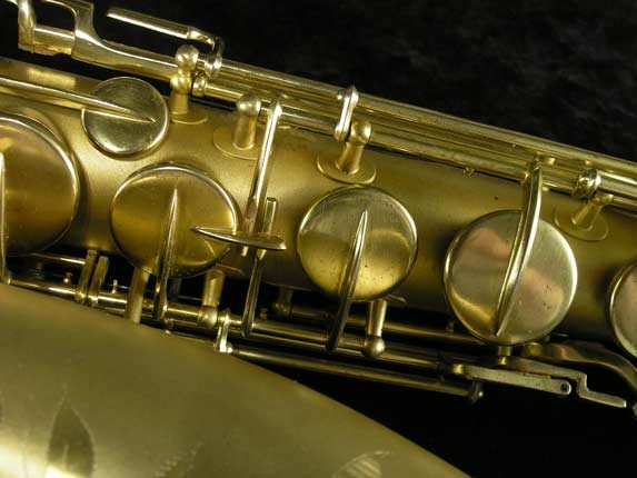 Buescher Gold Plate True Tone Tenor - 211585 - Photo # 16